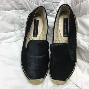 New with tags Steve Madden black flats size 7